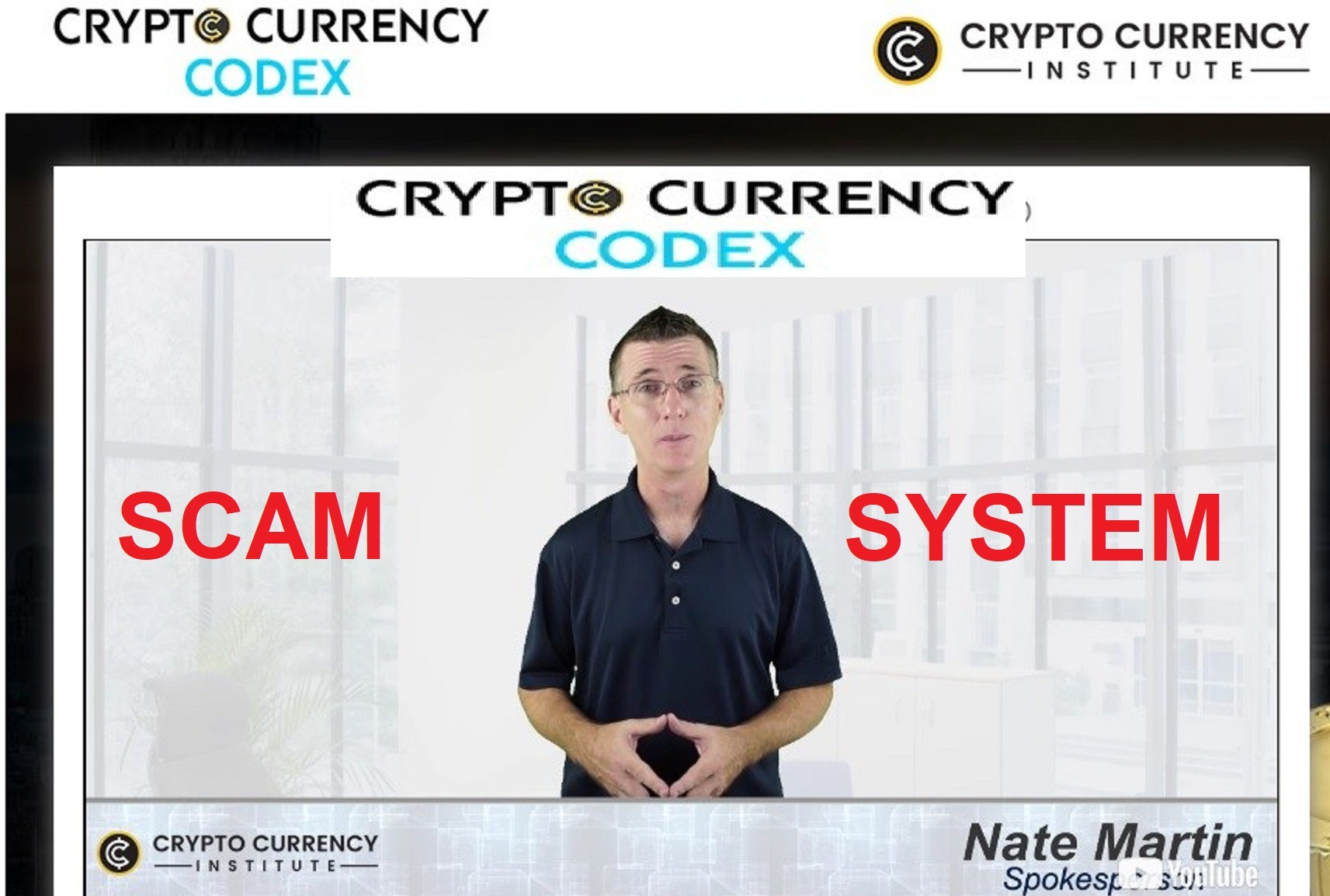 Crypto Currency Codex
